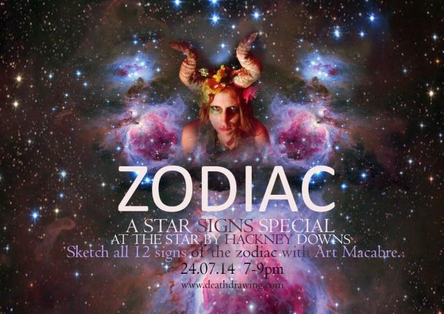 ZodiacArtMacabre