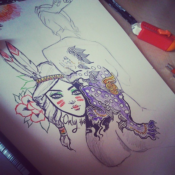 By Maya K