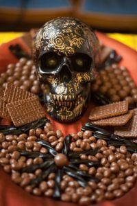 SKULL CHOCOLATE