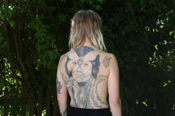 Alice Snape Tattoo London